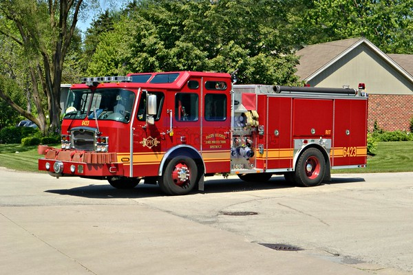 Palos Heights Fire Protection District