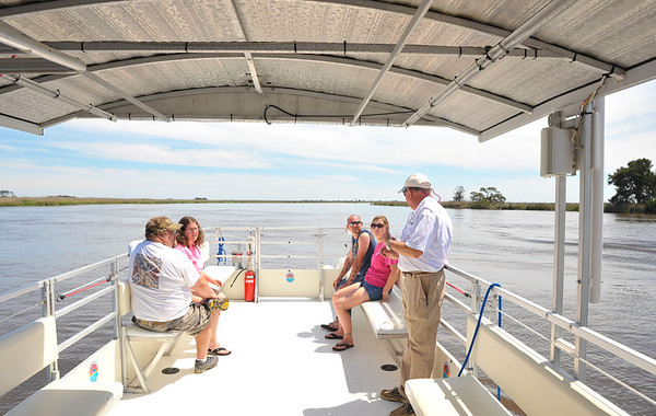 Darien River Cruise - Blessing of the Fleet 04-13-13