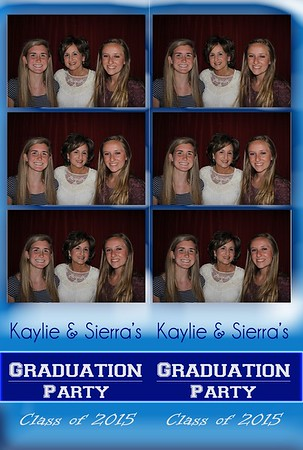 Sierra & Kaylie's Graduation