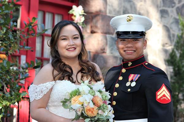 Orianna & Xavier's Wedding Reception -  August 4, 2018