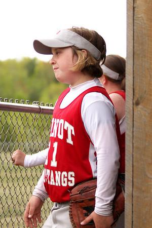 Softball: Middle School 5.22.08