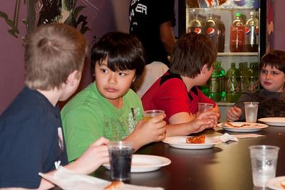 Christopher's 10th Birthday (30 Jan 2010)