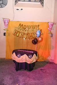 Alisa's 40th Birthday 1