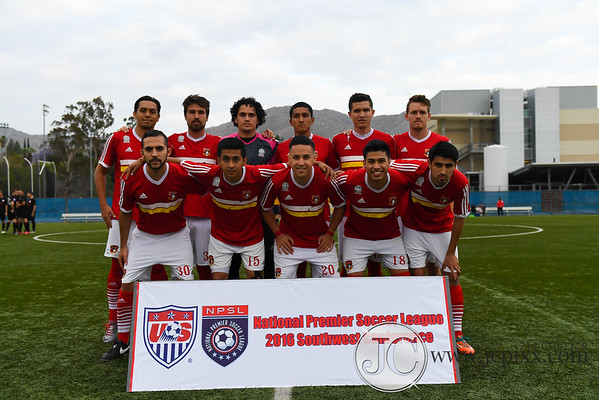 05-15-2016 -Deportivo Coras USA, Inland Empire
