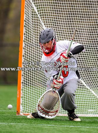 4/30/2014 - Boys Varsity Lacrosse - St. Georges vs Nobles