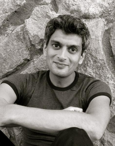 Kazim Ali Poet, Novelist and Essayist