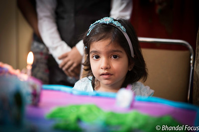 Jasmeen 3rd B'day