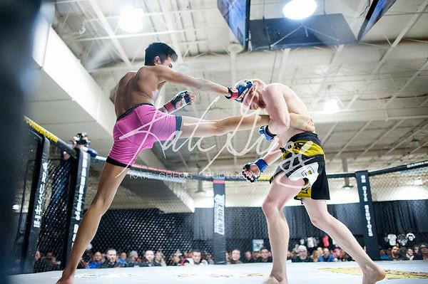 Clay Raider vs Amos Thang