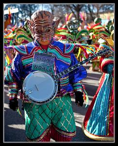 2009 Mummers Parade