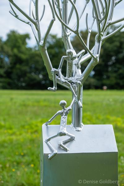 Symbiotic + C.O.P.E, by Joyce Audy Zarins