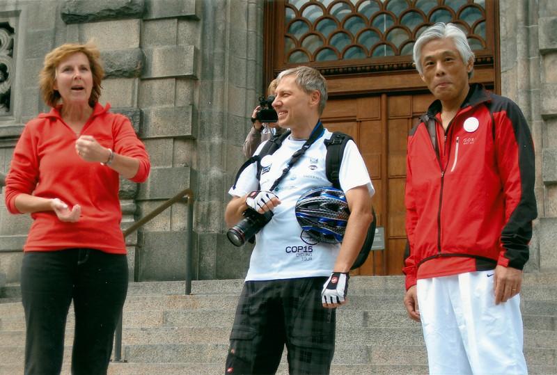2009 05 COP15 cycle tour29.jpg