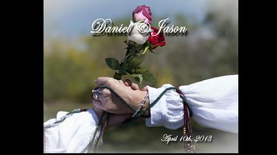 Daniel & Jason Slide Show