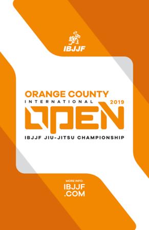 2019 IBJJF OC OPEN