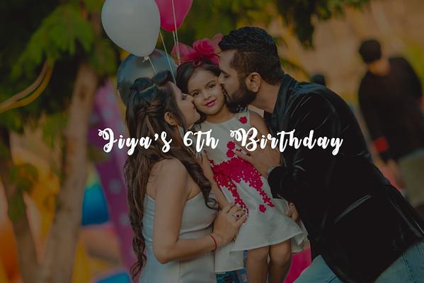 Jiya Birthday | 2018