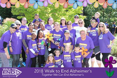 2018 Danbury Walk to End Alzheimer's