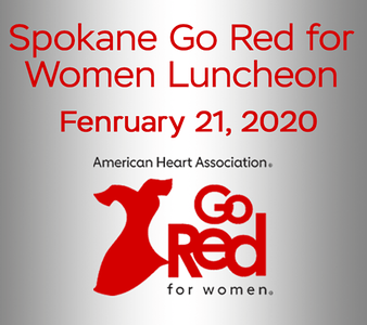 "American Heart Assoc. ""Go Red"""