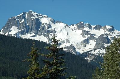 Whistler naar Kamloops