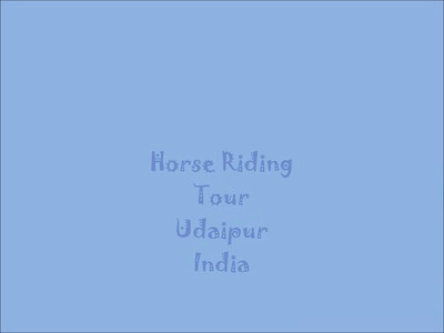Horse Riding (Udaipur)