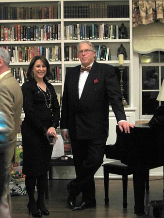 Charis  Chamber Voices fund raiser Feb 8, 2014