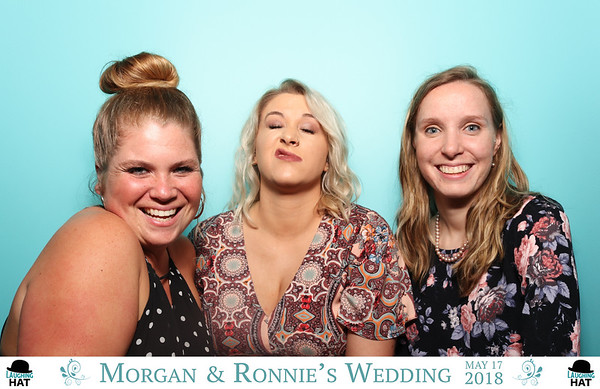 Morgan & Ronnie's Wedding