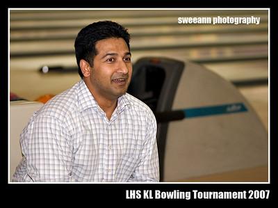 LHS KL Bowling Tournament 2007