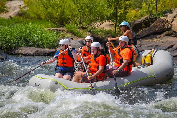 River City Adventures 8-23-15 Morning Trip