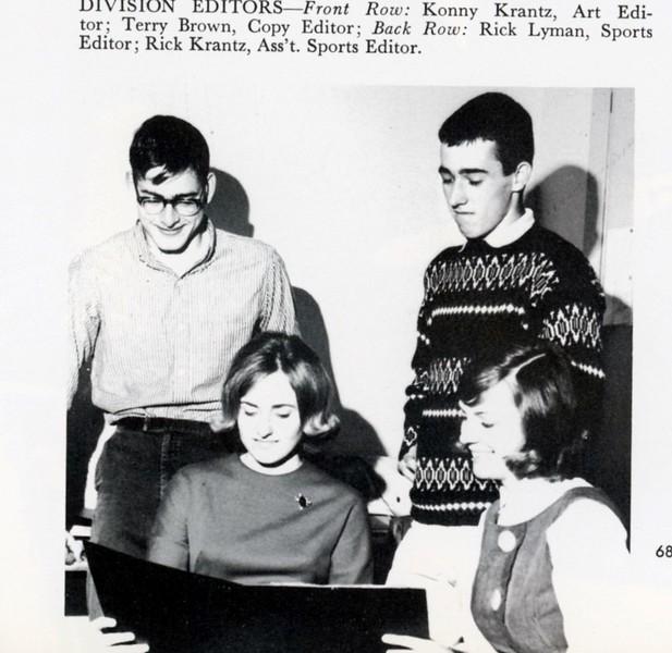 Rosemary Division Editors