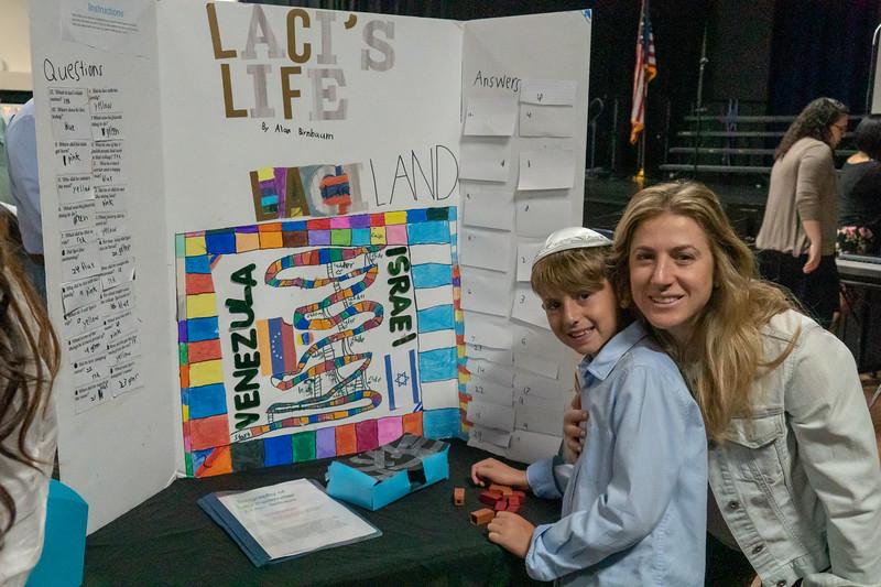 Grade 3 Generations M'Dor L'Dor Project | Scheck Hillel Community School-27.jpg