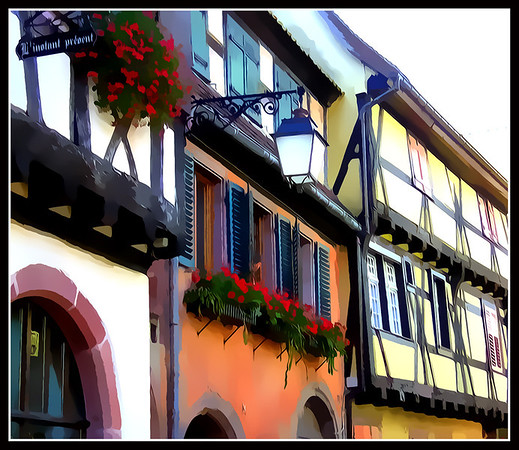 Alsace - Old memories