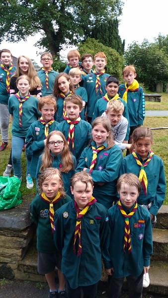 Scouts - Community Service