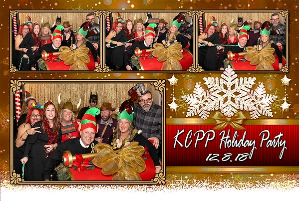 KCCP Holiday Party 2018