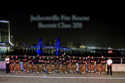 recruit class 208