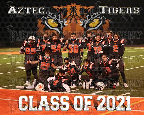 2021 AHS Tigers Seniors