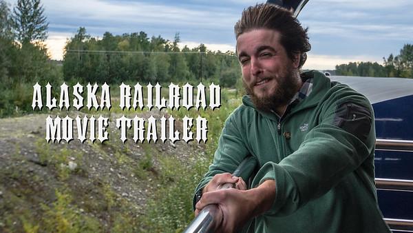 Alaska Railroad Trailer