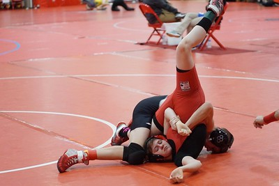 BHS Wrestling @ LCC Invite - Day 1
