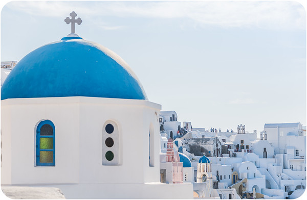 Oia/ Santorini