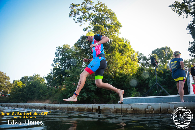 2018 Rocketman Tri Swim