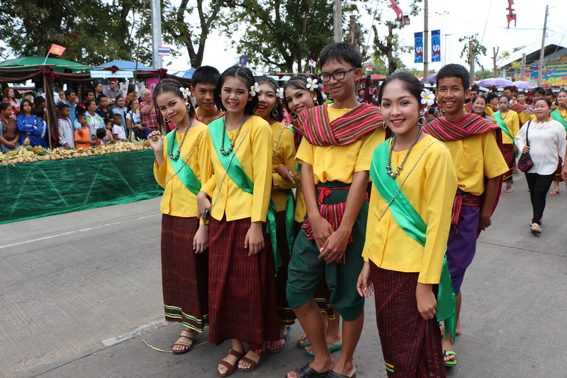 2014-11-14 Surin Elephant Welcome Feast 151.JPG