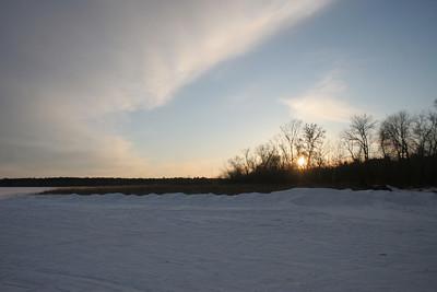 Cass Lake Scenery