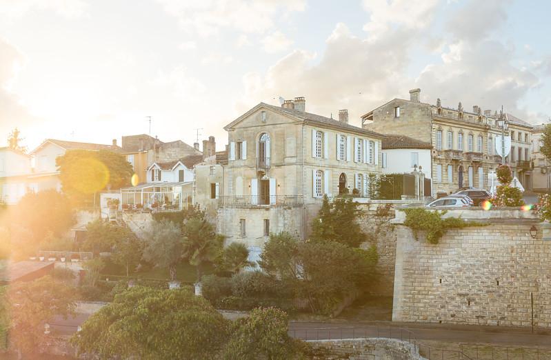 Masion de L'Amiral; Castillion la Bataille, Bordeaux, France