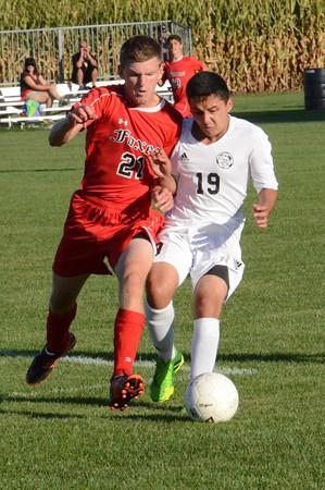 Soccer vs. Yorkville