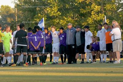 West Bladen vs East Bladen boys 2017 soccer