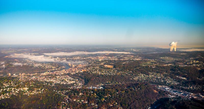 10-29 Flight Over Appalachia