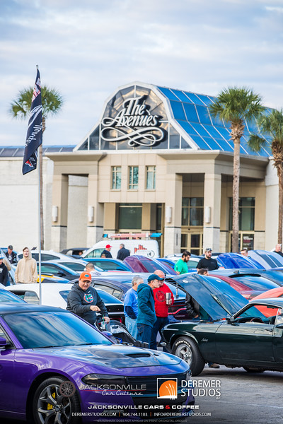 2019 01 Jax Car Culture - Cars and Coffee 005A - Deremer Studios LLC