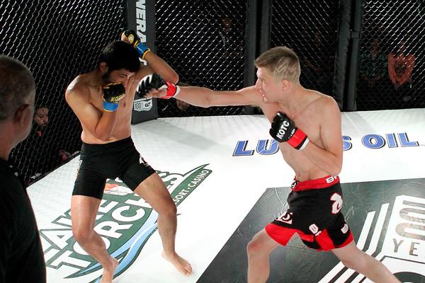 Richard Pacheco VS Matt Shrecengost