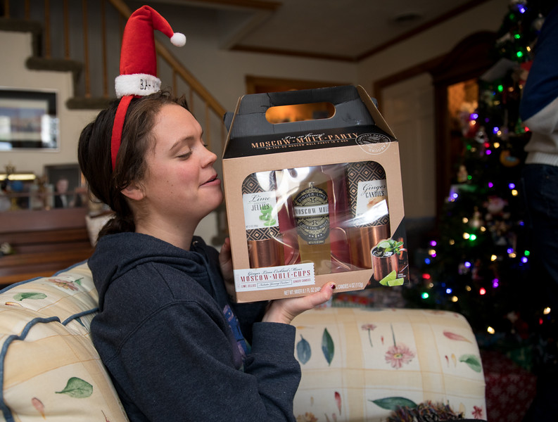 Aly with Moscow Mule Gift Pack.jpg