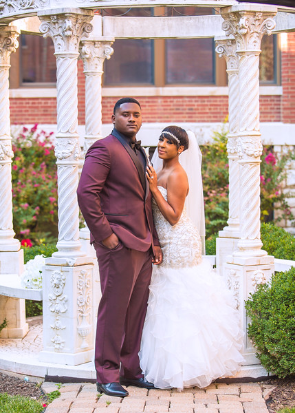 Benson Wedding