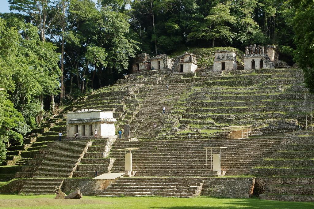 Bonampak - best Mexico ruins
