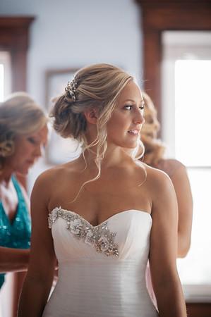 Ashley + Matt Wedding