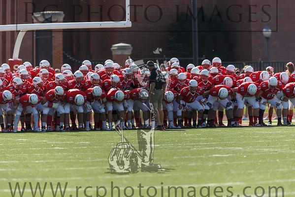 Monmouth vs Cornell Oct. 25, 2014